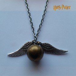 Colgante Harry Potter Snitch