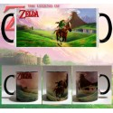 Taza The Legend of Zelda