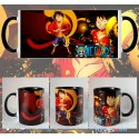 Taza One Piece Luffy