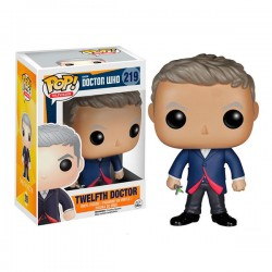 Figura Pop Doctor Who 12Th