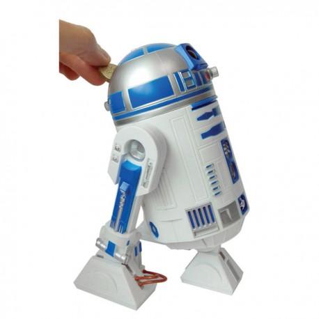 Hucha Star Wars R2-D2 Sonido