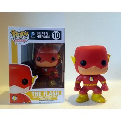 Figura Pop Héroes Dc Comics - Flash