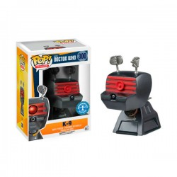 Figura Funko Pop K-9 Doctor Who - Exclusiva