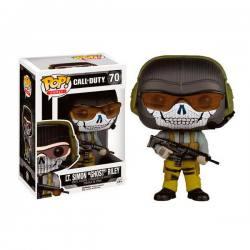 Figura Funko Pop Call of Duty Lt. Simon Ghost Riley