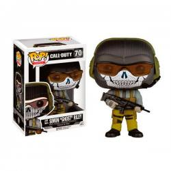 Figura Funko Pop Call of Duty Lt. Simon Ghost Riley