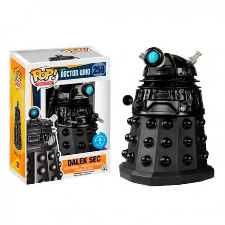 Figura Funko Pop Doctor Who Dalek Sec - Exclusiva