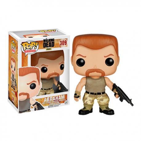Figura Pop Walking Dead Abraham