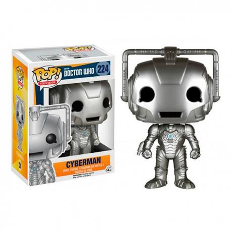 Figura Funko Pop Doctor Who Cyberman