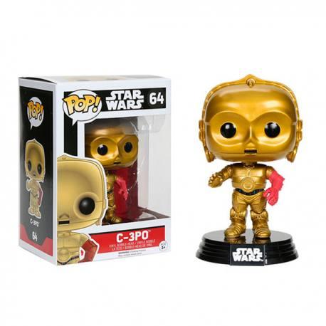 Figura Pop Star Wars C-3PO