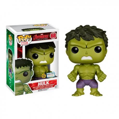Figura Funko Pop Avengers Hulk - Exclusiva