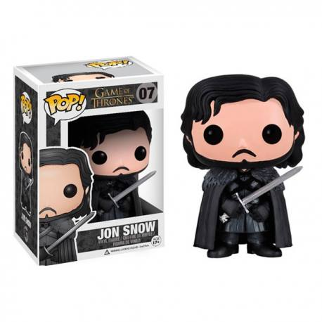 Figura Funko Pop Game of Thrones Jon Nieve