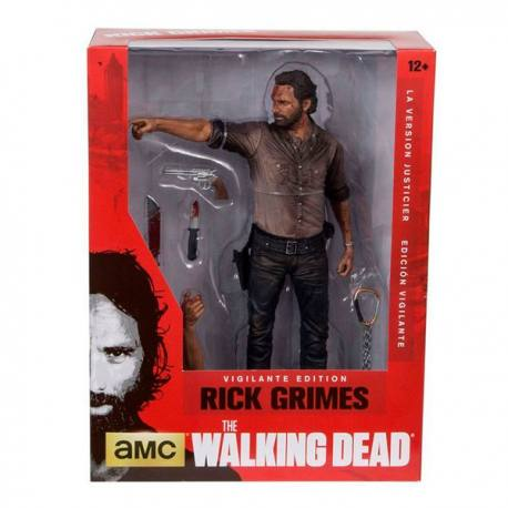 Figura The Walking Dead Rick Grimes