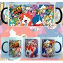 Taza Yo-Kai Watch Personajes