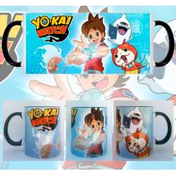 Taza Yo-Kai Watch Nathan