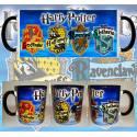 Taza Harry Potter Escudos