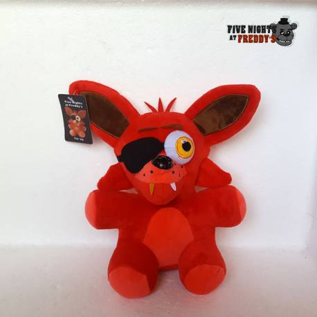 Peluche Las 5 Noches con Freddy - Foxy