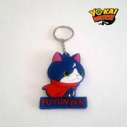 LLavero Yo-Kai Watch Fuyunyan