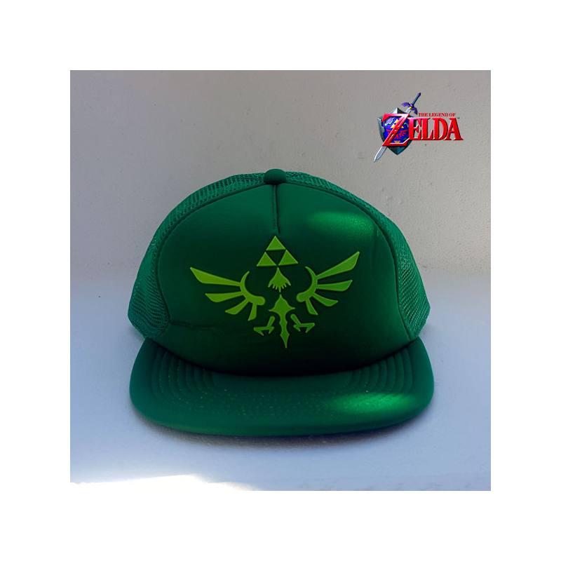 Gorra The Legend of Zelda- Trifuerza.Gorras y Regalos Originales Zelda 73eeb056687