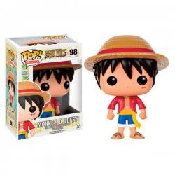Figura Funko Pop Monkey D. Luffy - One Piece