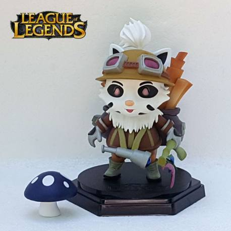 Figura Teemo League of Legends