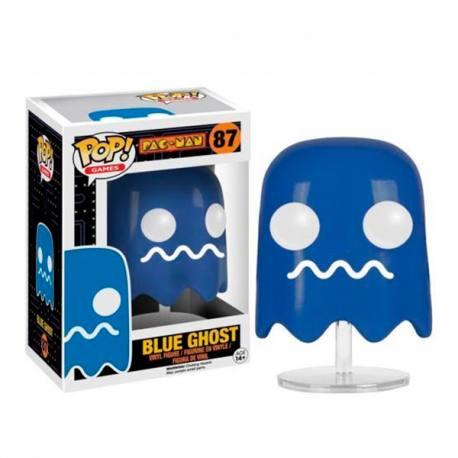Figura Funko Pop Pac - Man Blue Ghost