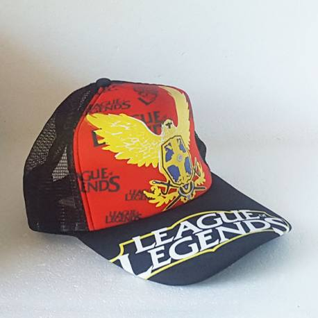 REGALOS ORIGINALES GORRAS FRIKIS Gorra League of Legends. Gorra League of  Legends c702da2876d