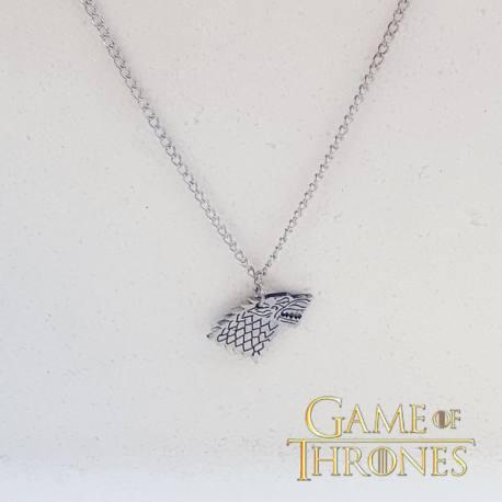 Colgante Stark Juego de Tronos