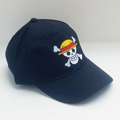Gorra One Piece Calavera Luffy