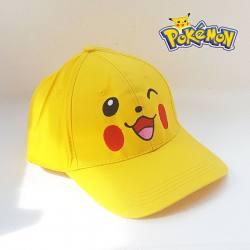 Gorra Pikachu Pokemon