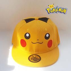 Gorra Pokemon Pikachu