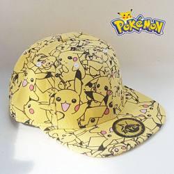 Gorra Pokemon Pikachus
