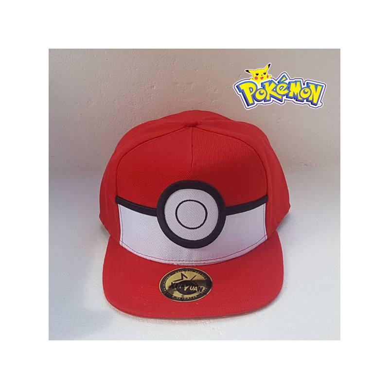 632bd7ee388ea Gorra Pokemon Pokeball  Gorra Pokemon Pokeball ...