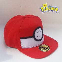 Gorra Pokemon Pokeball