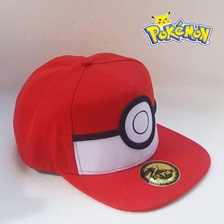 Gorra Pokemon Pokeball