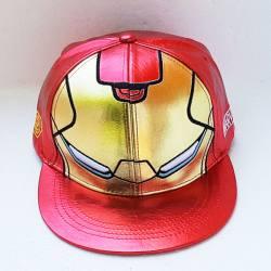 Gorra Iron Man