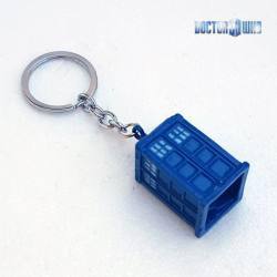 LLavero Doctor Who Tardis 3D