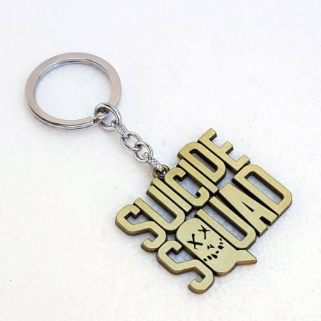 Llavero Escuadrón Suicida Logo