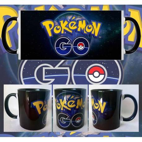 Taza Pokemon Go Logo
