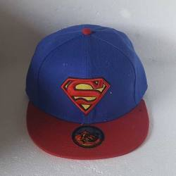 Gorra Superman Logo