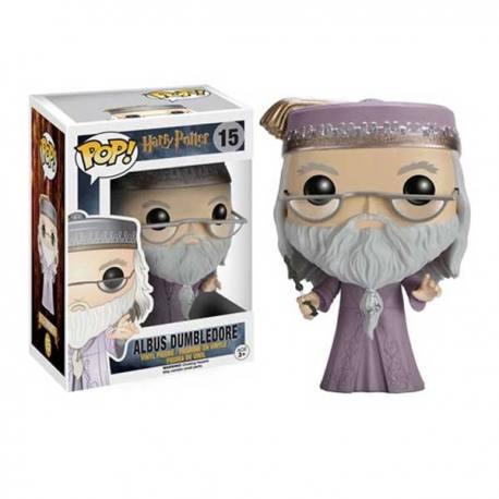 Harry Potter Figura Funko Pop Albus Dumbledore