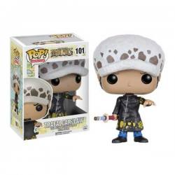 One Piece Trafalgar Law Figura Funko Pop