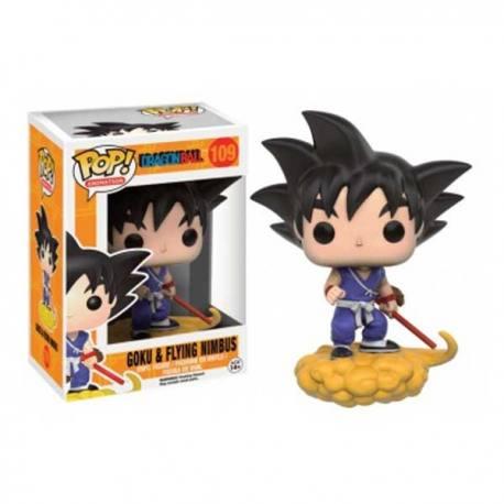 Dragón Ball Figura Funko Pop Goku & Flying Nimbus
