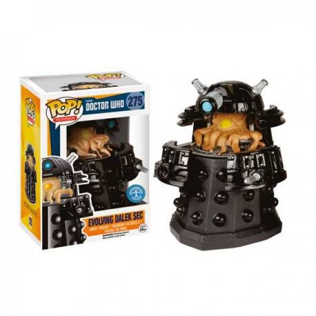 Figura Funko Pop Doctor Who Evolving Dalek Sec - Exclusiva