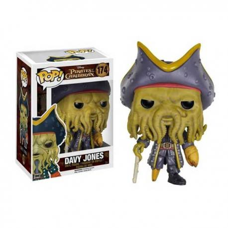 Figura Pop Piratas del Caribe Davy Jones
