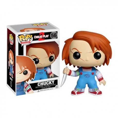 Figura Pop Chucky - Muñeco diabólico 2