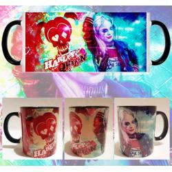 Taza Harley Quinn - Escuadrón Suicida