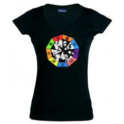 Camiseta One Piece de chica - Ruleta