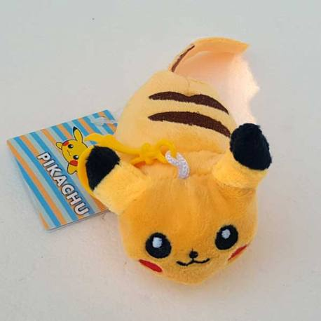 Pokemon Llavero Pikachu Peluche