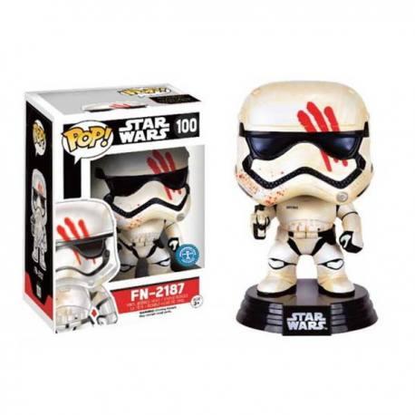 Figura Pop Star Wars FN 2187 - Exclusiva