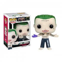 Figura Funko Pop Joker Escuadrón Suicida